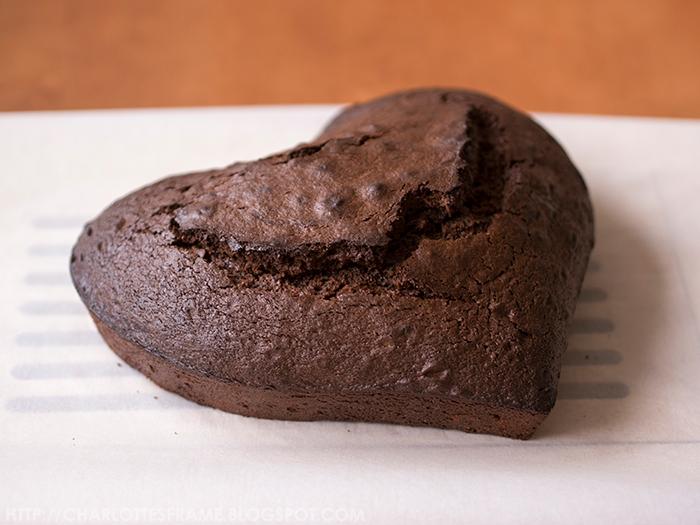 Moist Triple Chocolate Pie