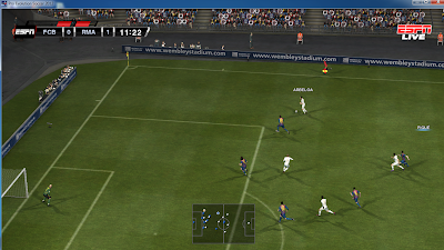 PES 2012 Full Crack ( New Mediafire Link ) 2