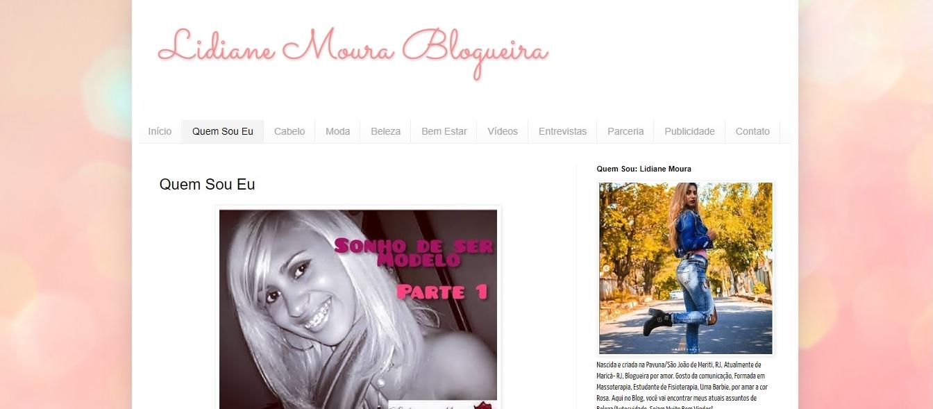 Meu Outro Blog- Minha História! 💚