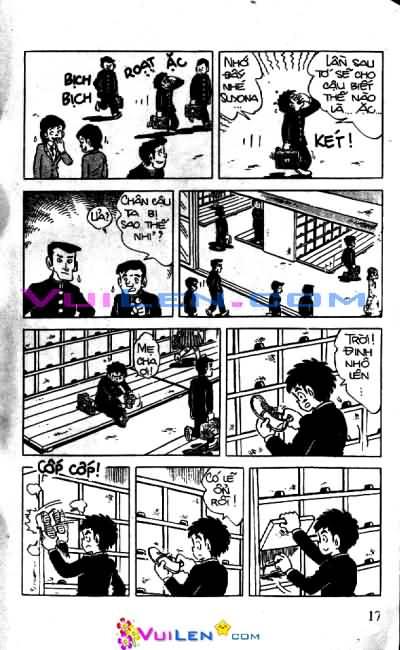 Jindodinho - Đường Dẫn Đến Khung Thành III  Tập 1 page 17 Congtruyen24h