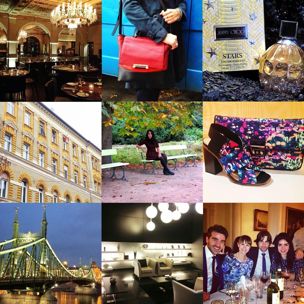 London fashion blogger Emma Louise Layla Instagram photos
