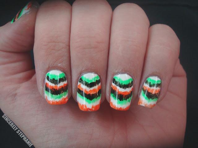 ikat-nail-art