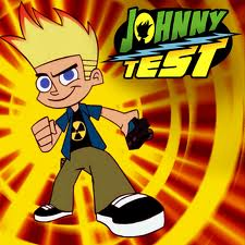 Johnny Test Backlot Road Race