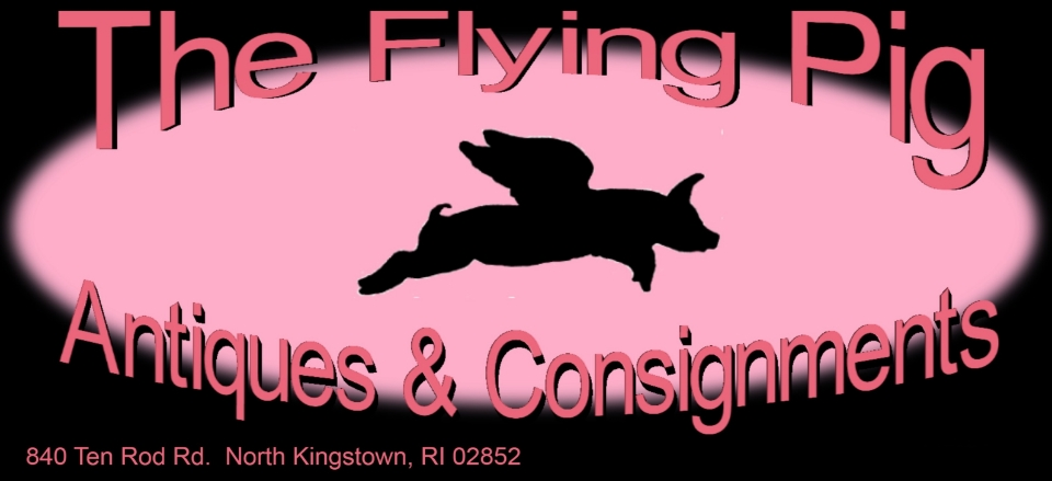 the flying pig antiques and consignments