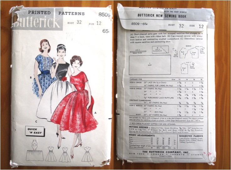 Cation Designs: Thrift Store Finds: Vintage Sewing Patterns!