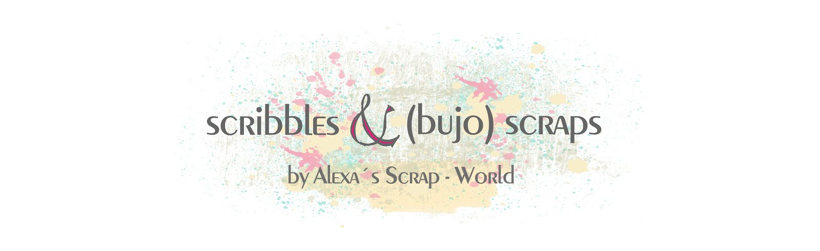 Alexa´s Scrap-World