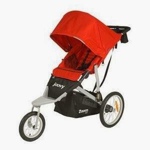Xe đẩy Zoom 360 - Màu đỏ