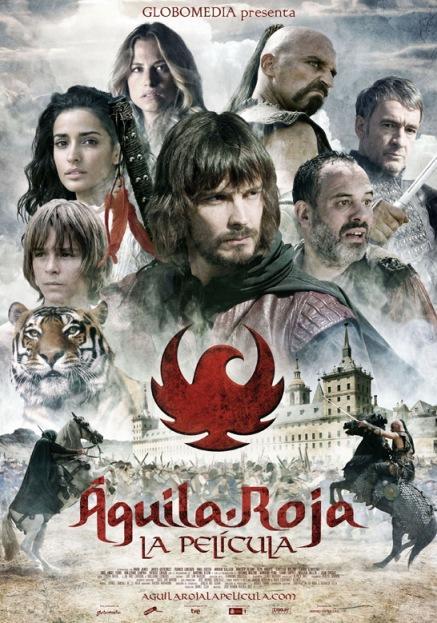 Ver Águila roja. La película (2011) Online