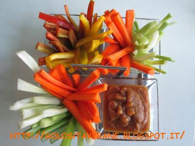 Antipasti, aperitivo, cannella, ibiscus, limoni, mele, ricette vegan, salsa, salsa soia, tamari,