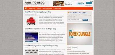 Cara Mengganti Background/Latar Belakang Blog