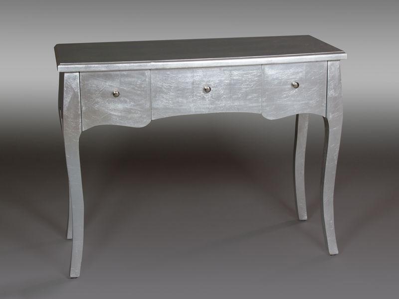La web de la decoracion y el mueble en la red diciembre 2011 - Muebles pintados en plata ...
