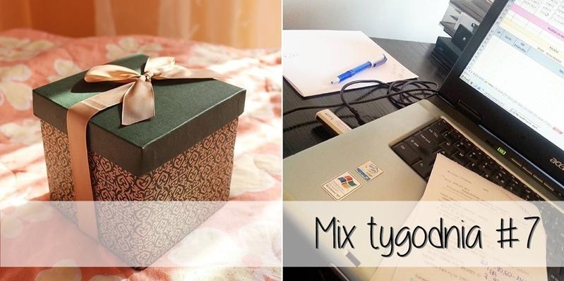 MIX TYGODNIA #7 | nowa praca, zdjęcia, zamówienie z Dresslink i wygląd bloga