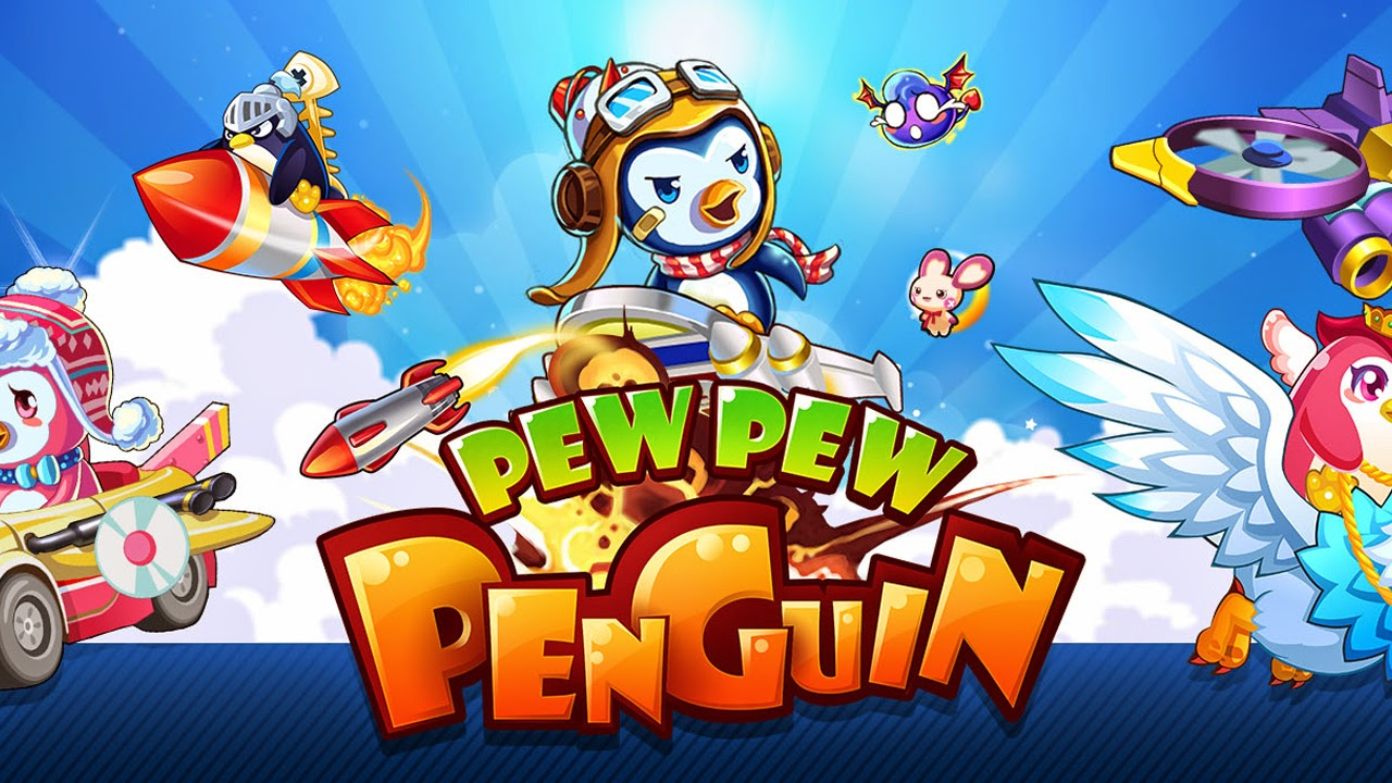 Pew Pew Penguin Gameplay Android