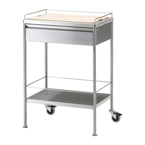Ikea Kitchen Cart: Abundant Haven