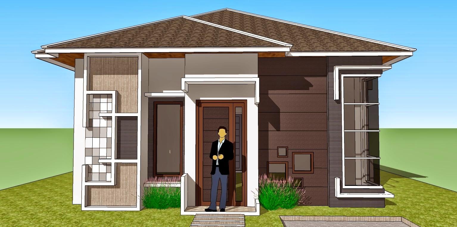 Desain Rumah Sederhana 6x12 Desain Rumah Minimalis Modern Type