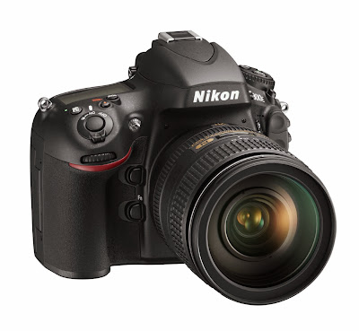 Nikon D800E 36.3 MP best design