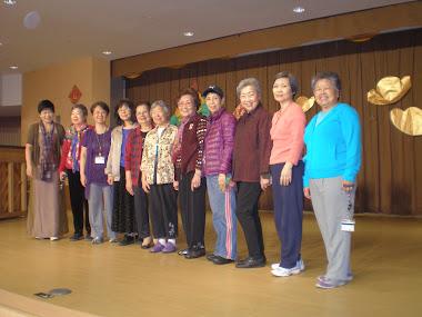 女聲部練習 2012/4/26