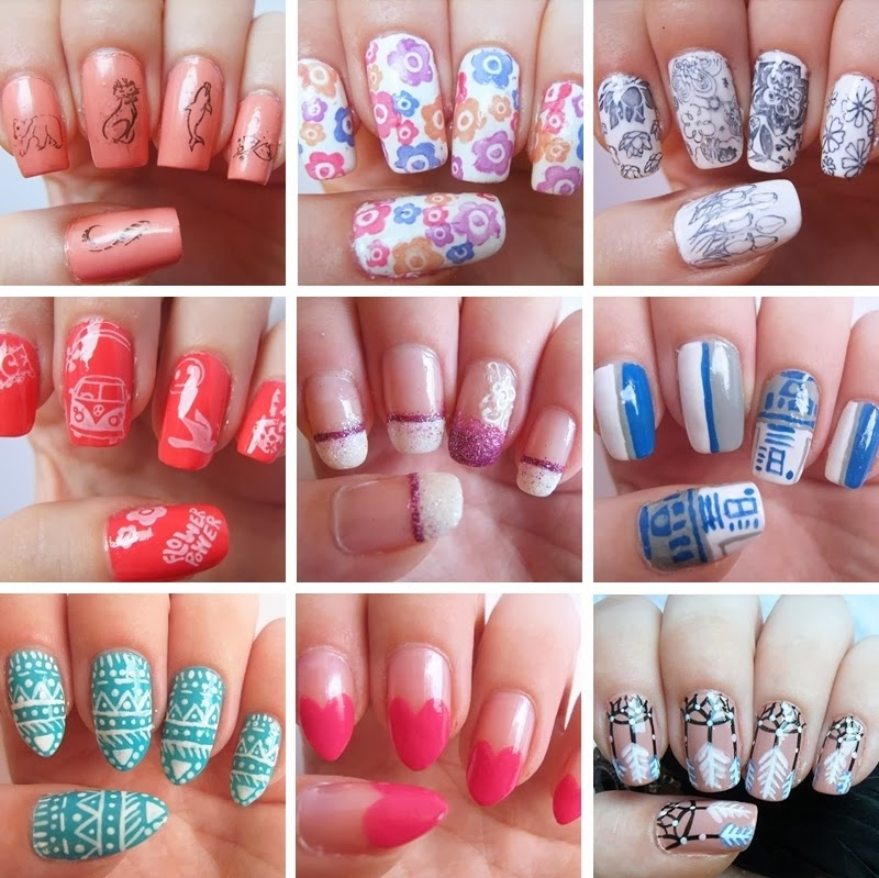 nails unique nails cool nails awesome nails tanyaminxy nails ideas