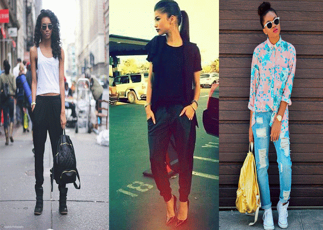 Style Guide Girl Swag Fashion Style