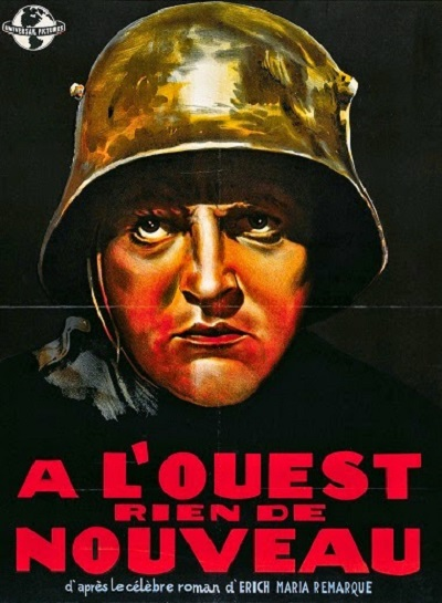All Quiet on the Western Front by Erich Maria Remarque ALL QUIET ON THE WESTERN FRONT