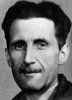 George Orwell, author of 1984 and Animal Farm
