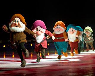 Dwarfs Disney On Ice Treasure Trove Giveaway