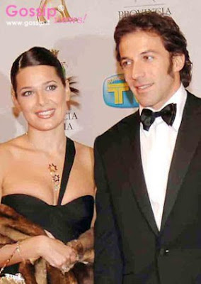 Alessandro Del Piero Wife