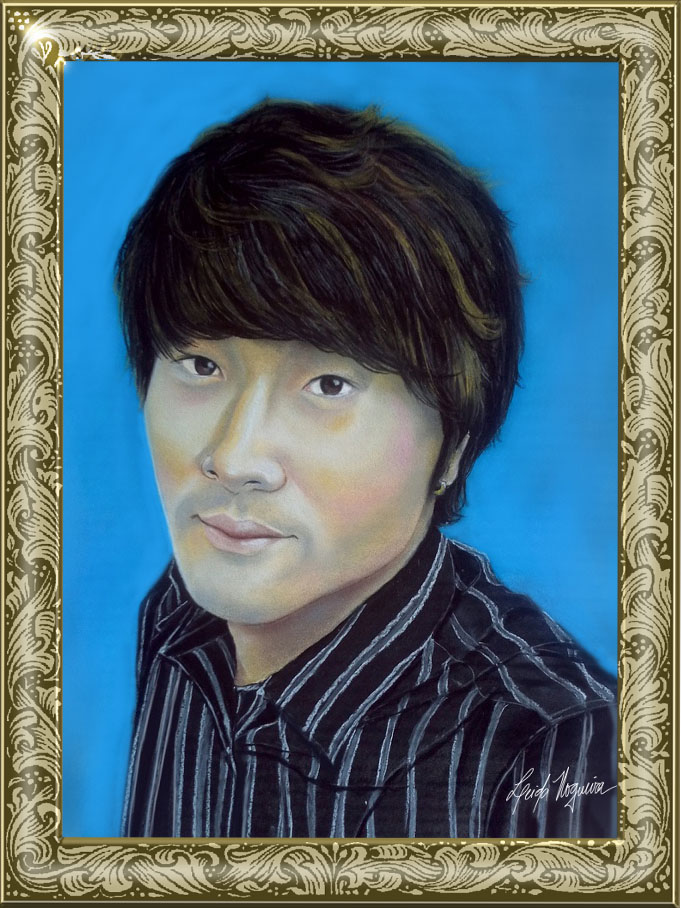 Learning to draw how to paint portrait with pastel how to paint portrait with pastel ccuart Images