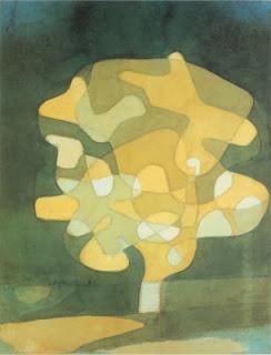 Paul Klee painting - Fig Tree