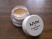 シドニー徒然草-NYX Eyeshadow Base
