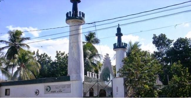 Masjid At Tauhid di Haiti