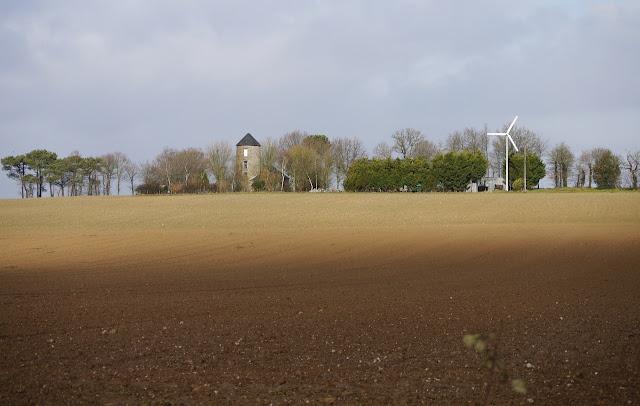 éolienne pipriac  Moulin du tertre
