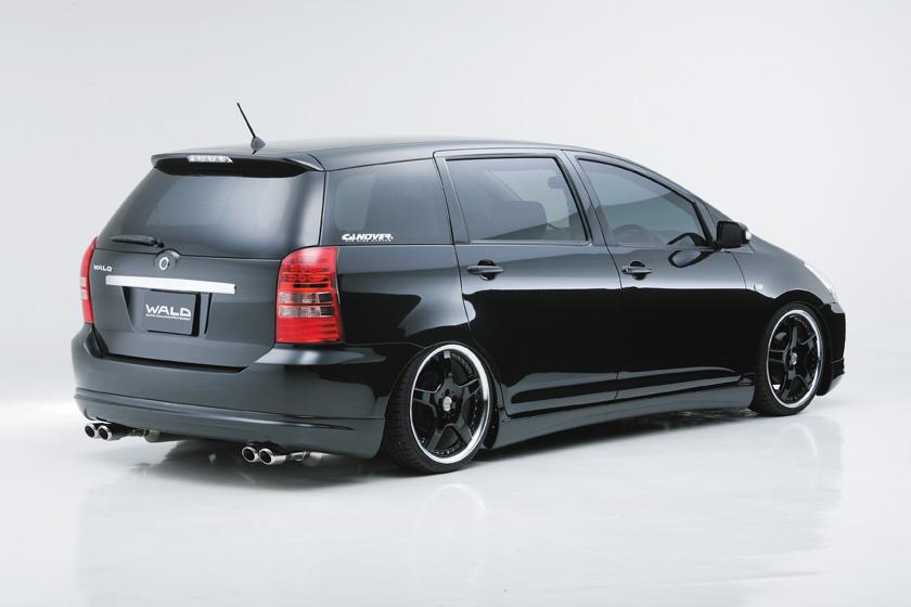 h00ngAutoParts: Toyota Wish ZNE10 WALD Bodykit