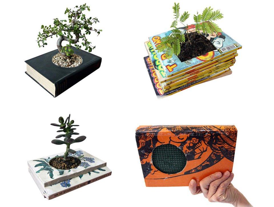 horta e jardim livro:Hortas possíveis