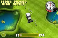 Golf Arabası Geliştirme Oyunu