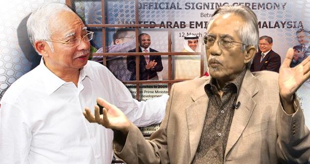 Derma RM2.6 Bilion: 'Orang sedekah pasai apa bagi balik?' – Datuk A Kadir Jasin