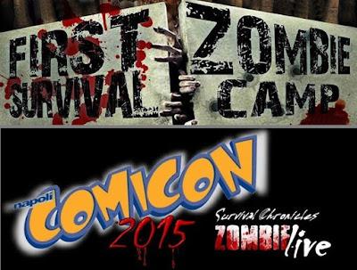 eventi Zombie live