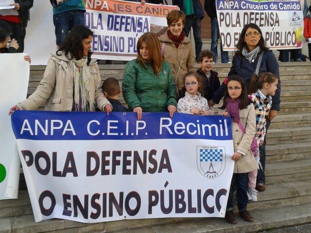 Defensa Ensino público.