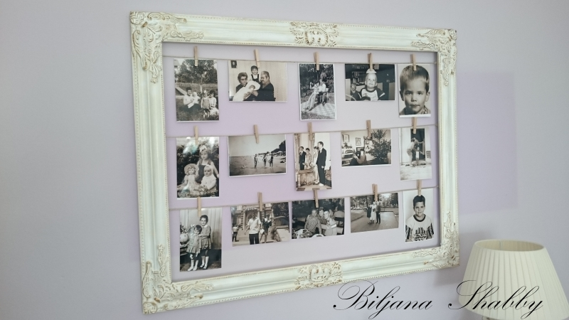 Biljana Shabby: Dom i dizajn: Kreativna ideja za izlaganje fotografija
