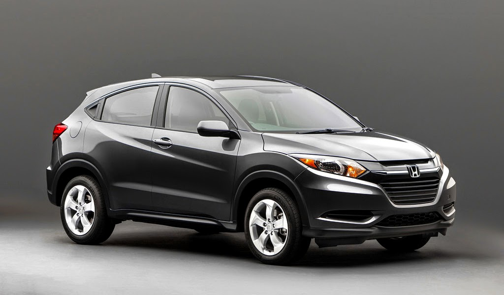2015 Honda HR-V pictures