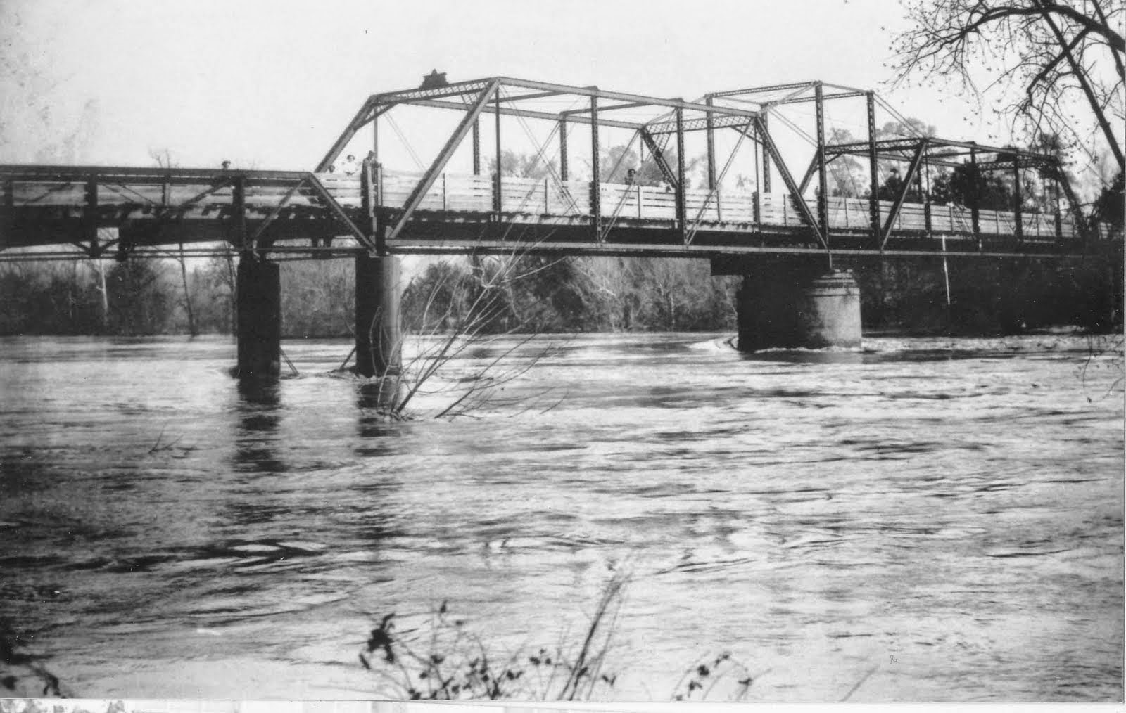 OCONEE RIVER BRIDGE, 1914