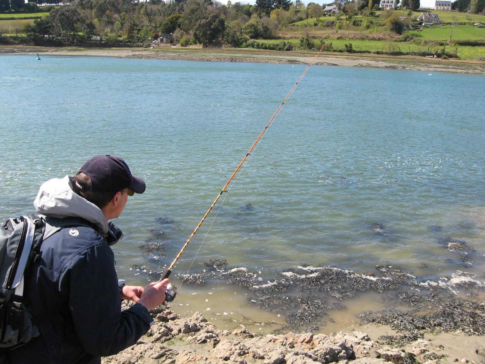 La pêche la chasse du domaine de Belgorod