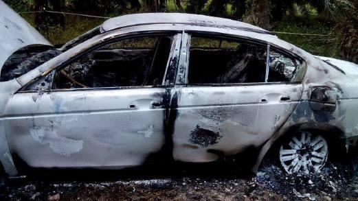 Kereta Rentung Mirip Kepunyaan Anthony Kevin Morais, Nombor Casis & Enjin Dikikis