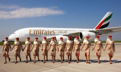 10 Maskapai Penerbangan Dengan Pramugari Tercantik di Dunia