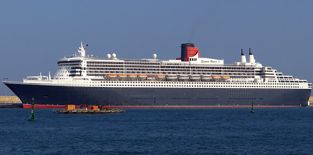 Transatlântico Queen Mary