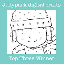 I won top 3 at JellyPark Challenges