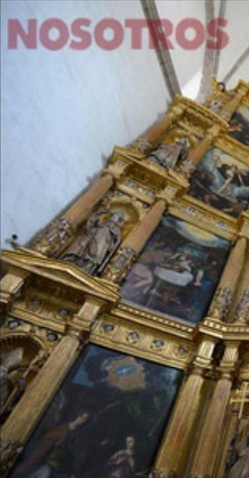 El Templo de San Bernardino de Siena