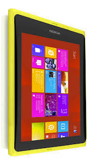 Nokia Tablets with Windows 8 x