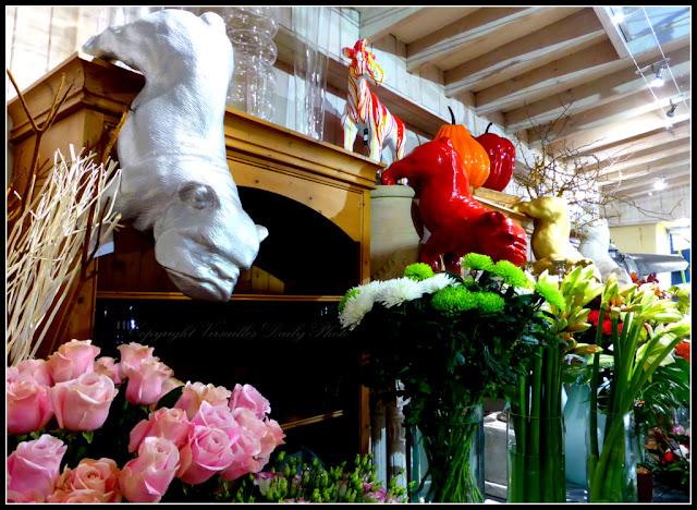 Harmonie fleuriste Versailles Montreuil florist