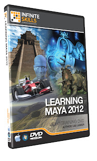 Maya 2012 3D Modeling and Animation Tutorial Video Series